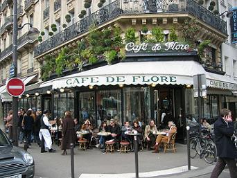 Cage de Flore Paris