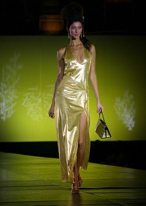 Christian Dior fashion show