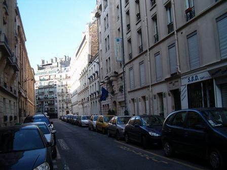apartment Daubenton Paris